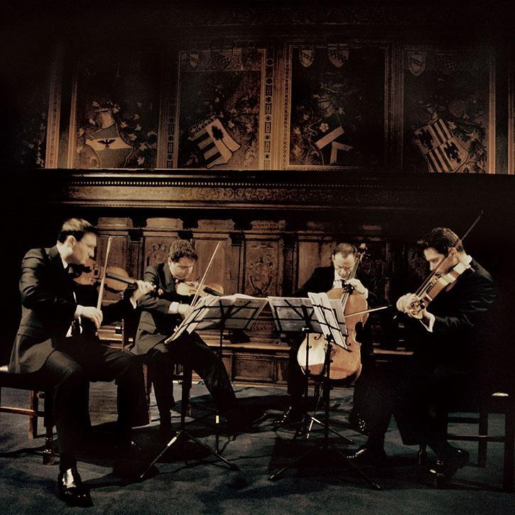 The Jerusalem Quartet (Felix Broede)