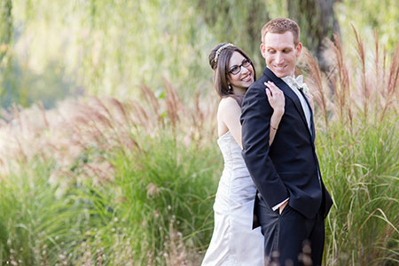 Rachel &  Shaun Elhai First Date:  September 2009 Wedding Date:  Oct. 12, 2014 Venue:  Turf Valley Country Club Residence:  Pikesville Favorite Activity:  Dog park with 2-year-old Zoe