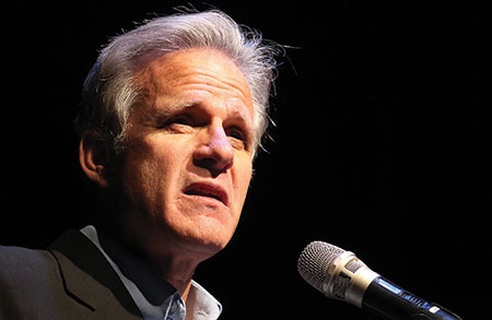 Michael Oren, former diplomat and noted historian, may be the only American-born member of the next  Israeli parliament. (Gideon Markowicz/FLASH90)