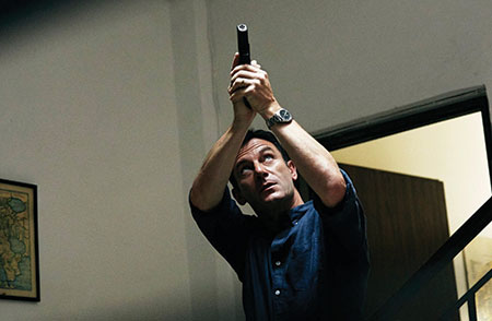 "Jason Isaacs stars as Peter Connelly in USA Network's ""Dig,"" which premiered last week."