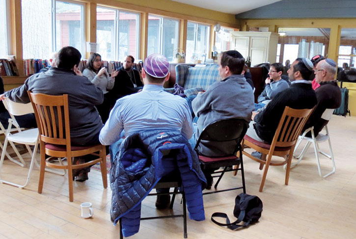 "Eshel's retreat for Orthodox parents features workshops that address the impact on immediate and extended family members when a child ""comes out"" as gay, bisexual or transgender. Attendees share experiences and strategies for coping with issues within their family and community."