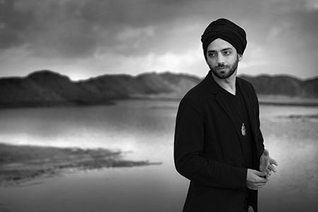 Idan Raichel performs at the Lincoln Theatre in Washington, D.C., on Wednesday, April 22. (Provided)