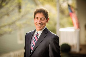 State Sen. Jamie Raskin is among a field of Democrats seeking to replace Rep. Chris Van Hollen, who is running for the U.S. Senate. (Provided)