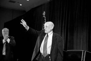 Former Maryland Gov. Marvin Mandel (Marc Shapiro)
