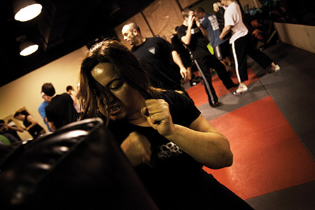 Krav Maga Maryland offers its annual Rape Prevention Seminar next week at its Columbia training facility. (Photos provided)