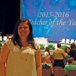 """New Town High School teacher Orly Mondell, according to a  colleague, """"is like a magnet that pulls everyone in."""" (Provided by Orly Mondell)"""