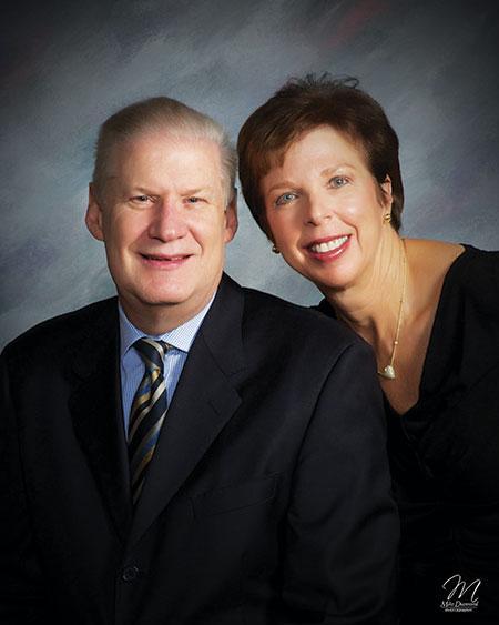 Bill and Karen Glazer  (provided)