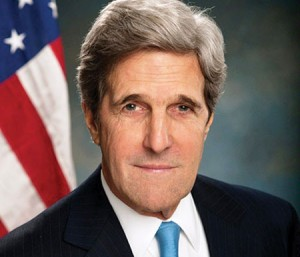 "Secretary of State John Kerry, according to a spokesperson, is ""very excited"" about the release of the Human Rights Reports. (United States Department of State )"