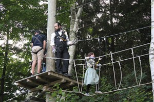 Jiminy Peak has become a popular August destination for Haredi Orthodox Jews.