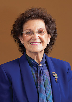 "City Councilwoman Rochelle ""Rikki"" Spector calls citizen watch groups the ""eyes and ears"" of the community. (File photo)"