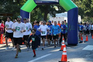 Runners take part in last year's 5K run hosted by the Susan Cohan Cancer Foundation. Sept. 27 marks  the run's 11th year.