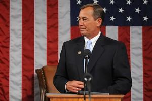 Speaker of the House John Boehner (Courtesy of Rep. John Boehner)
