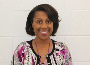 Sandra Reid is the new principal of Pikesville High School.