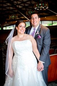 Megan &  Andy Harkavy  First Date:  Aug. 15, 2013 at a Ravens'  preseason game  Wedding Date:  May 31, 2015  Venue:  Beth Tfiloh Congregation  Residence:  Cincinnati  Favorite Activity:  Traveling and sharing adventures