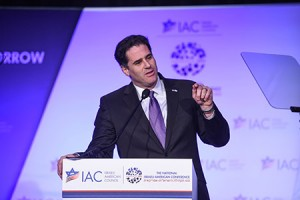 Ron Dermer, Israel's ambassador to the United States, sees  little hope for peace.