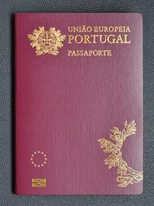 Portuguese Passport (biometric)