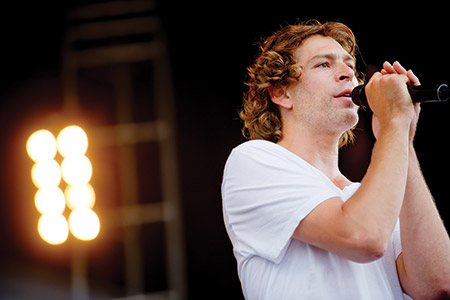 Matisyahu comes to the Music Center at Strathmore in North Bethesda on Wednesday, Dec. 9, and Rams Head Live in Baltimore on Thursday, Dec. 10. (Photo by David Stuck)