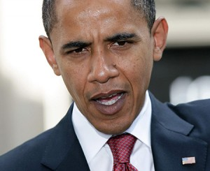 President Barack Obama has set his sights on the rights that gun violence has taken away. (PHILIP COBURN)