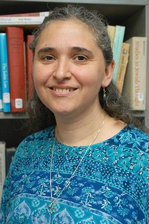 Rabbi Sonya Starr (File photo)