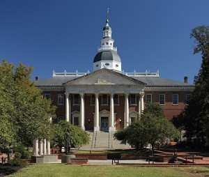 The Maryland General Assembly's 2016 session began Jan. 13. (Martin Falbisoner via Wikimedia.com)