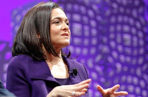 Sheryl Sandberg (Kimberly White/Getty Images)