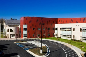 The Beth Tfiloh Dahan Community School. (Henry H. Lewis Contractors, LLC via Beth Tfiloh Dahan Community School)