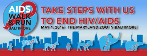 AIDS Walk and Run Baltimore Picture