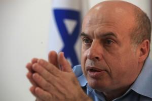 Natan Sharansky is a former Soviet refusenik and prisoner, Israeli politician, human rights activist and author. Oct 20 2010. Photo by Nati Shohat/Flash90   *** Local Caption *** ðúï ùøðñ÷é  àðúåìé àðèåìé éåùá øàù ñåëðåú éäåãéú