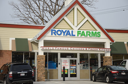 Royal Farms Reopens In The Heart Of Pikesville Baltimore Jewish Times