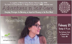 Self-Care event flyer