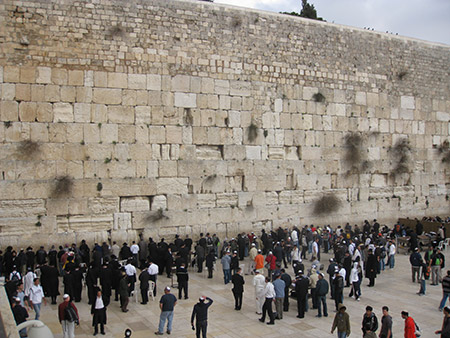 Controversy still surrounds the Western Wall, even with the compromise. (Deror Avi via wikimediacommons)