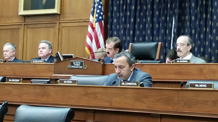The House Foreign Affairs Committee meets on Feb. 11 to evaluate the implementation of the Iran nuclear deal. Some Jewish lawmakers want sanctions. (Daniel Schere)