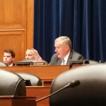 Rep. Mark Meadows (R-N.C.) saw in Israel's justice system a lesson for  the United States.  (Daniel Schere)