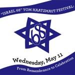 Yom HaAtzmaut Square Graphic