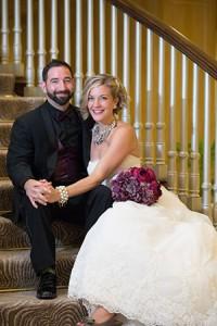 Joanna & Sean Pustilnik  First Date:  Richmond Cous Cous  September 2010  Wedding Date:  Sept. 6, 2015  Venue:  Royal Sonesta Baltimore Hotel  Residence:  Rossyln, Va.  Favorite Activity:  Trying new restaurants