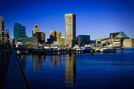 Baltimore Inner Harbor (Photo by David Stuck)