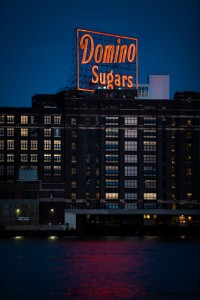 Domino Sugar Factory (Photo by Justin Tsucalas)