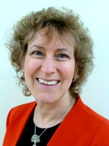 The DFI award winner Cindy Goldstein, executive director of DFI. (Photo provided)