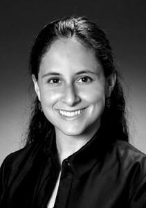 The DFI award winner Rachel Siegal, director of development at the Pearlstone Center. (Photo provided)