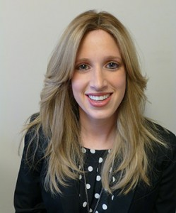 DFI award winner Chana Siff, assistant director of Israel and overseas at The Associated. (Photo provided)