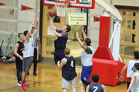 Basketball: file photo; Basketball players (Lisa Appelbaum of Photography By Lisa)