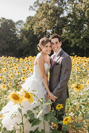 Jen & Eric Schulman (L.A. Birdie Photography)