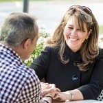 Group meetings can help navigate the dating scene after age 50. (istockphoto.com/Juanmonino)