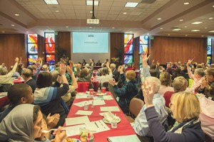 The interfaith dialogues happening in Howard County have been  attracting more than 200 participants, including Jews, Christians,  Muslims and people of no particular faith. (Provided)