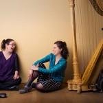Harpist-Photo