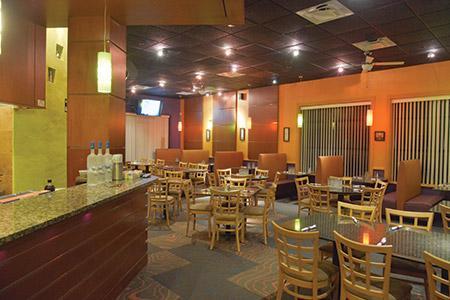Red Goji Restaurant interior (Photo provided)