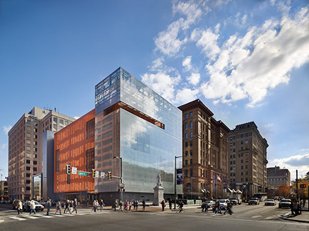 The National Museum of American Jewish History (Photo provided)