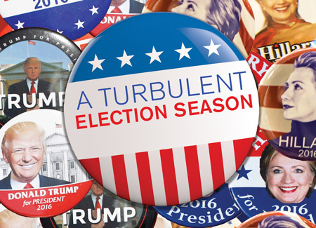 A Turbulent Election Season