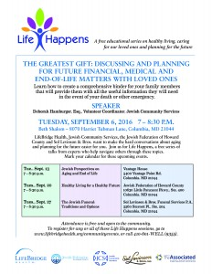 16-JCC-0566 Life Happens Flyer #1 SPEAKER-PRINT
