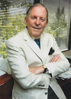 Roy Hoffberger (File photo)